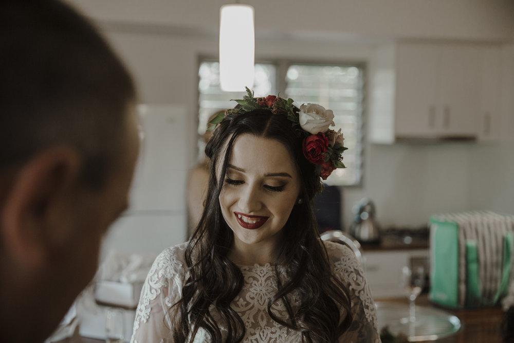 Real Wedding Photography Sunshine Coast