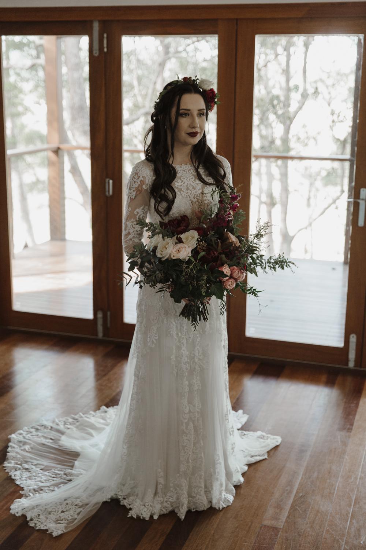 Stunning Full wedding Dress