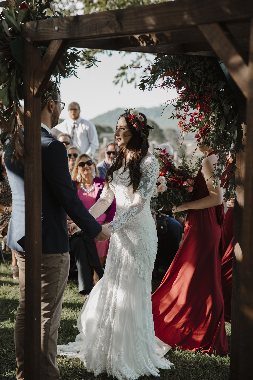 Wedding photographer Sunshine Coast at Yandina