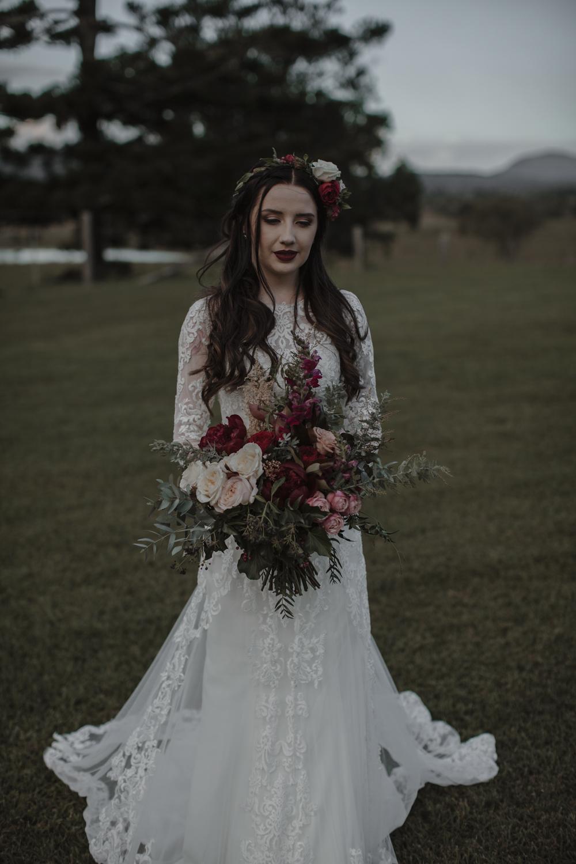 The Bride Sunshine Coast