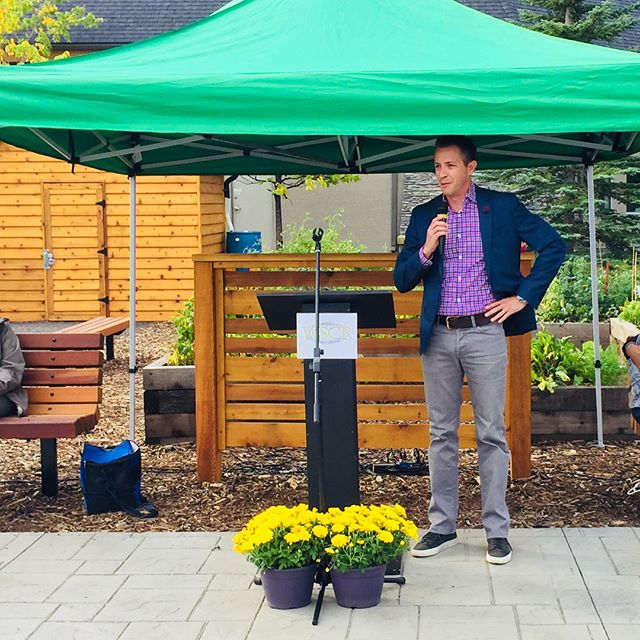 Congratulations to the West Springs and Cougar Ridge Community Association on the grand opening of the new community hub and garden! Thank you for your commitment to making West Springs and Cougar Ridge a great place to live and make a life! #yyc #yyccc #Ward6 #Community #Calgary
