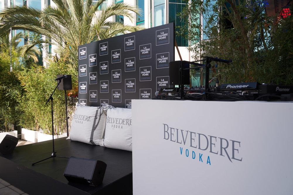 Belvedere Vodka X La Chambre Noire By Theophilus London Crush Agency