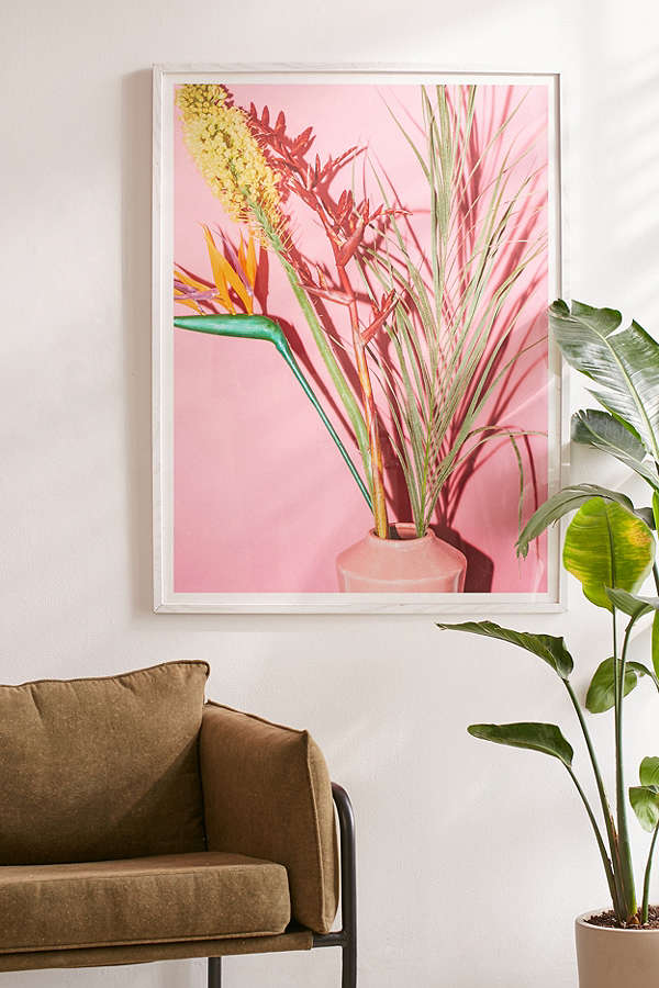 Kimberley Dhollander Tropical Plants Art Print from Urban Outfitters