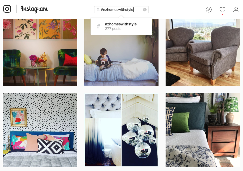 Already blown away with the loveliness of #NZHomeswithstyle.