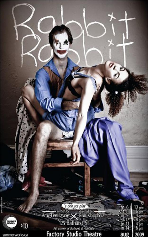 "PROMOTIONAL PHOTOS: ""RABBIT RABBIT"""