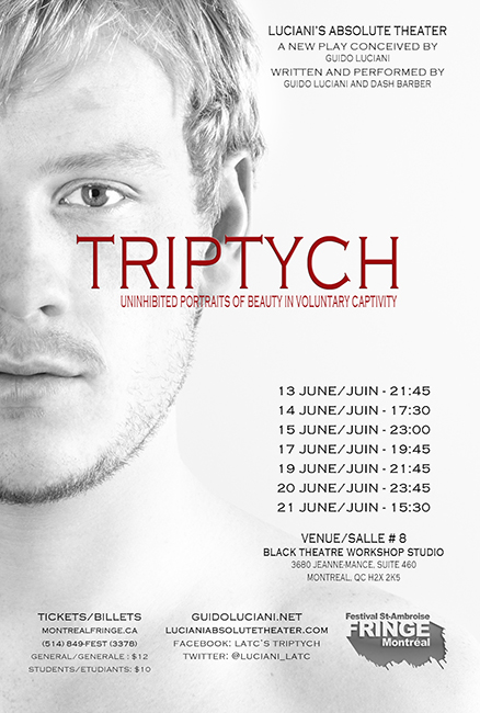 "PROMOTIONAL PHOTOS: ""TRIPTYCH"""