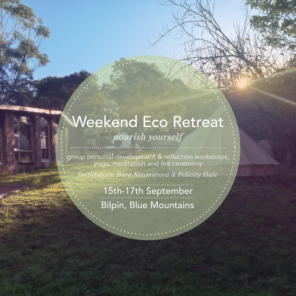 Retreats - Check out my event page to discover the retreats on offer.