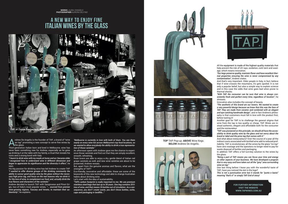 segmento italian magazine -