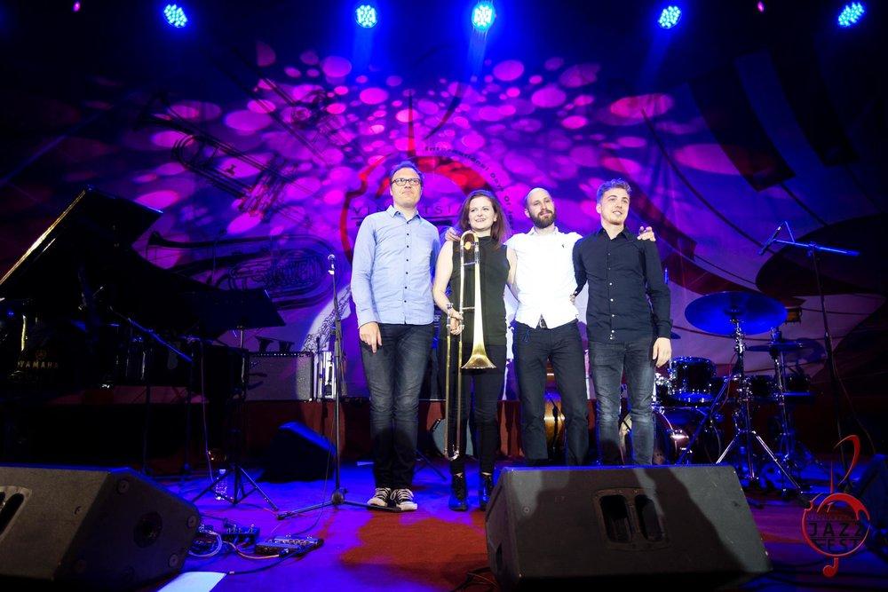 Vinnytsia Jazz Festival (Sep 2017)