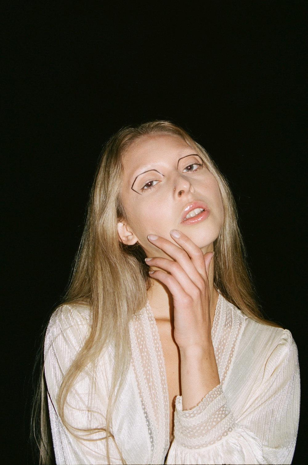Photographer: Olivia Zappone  Model: Geneva Frampton