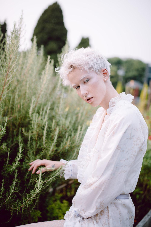 Photographer: Allison Grey  Model: Ellix Cain  Stylist: Ellix Cain