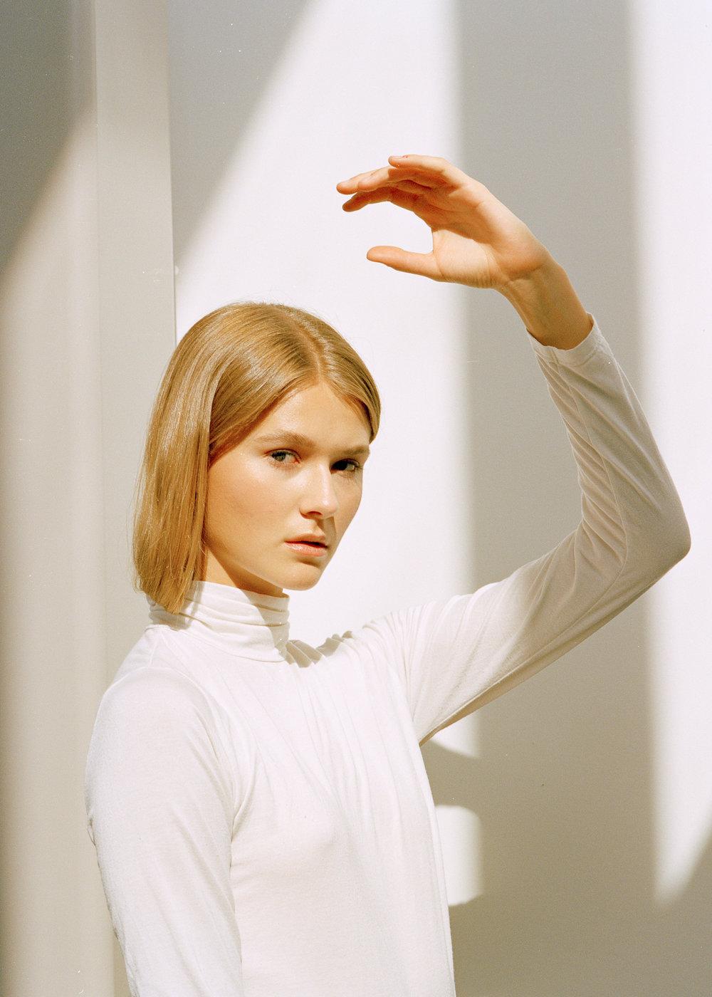 Photographer: Rydel Cerezo  Model: Sami of Richards Models  Styling: Gemini Rising Vintage