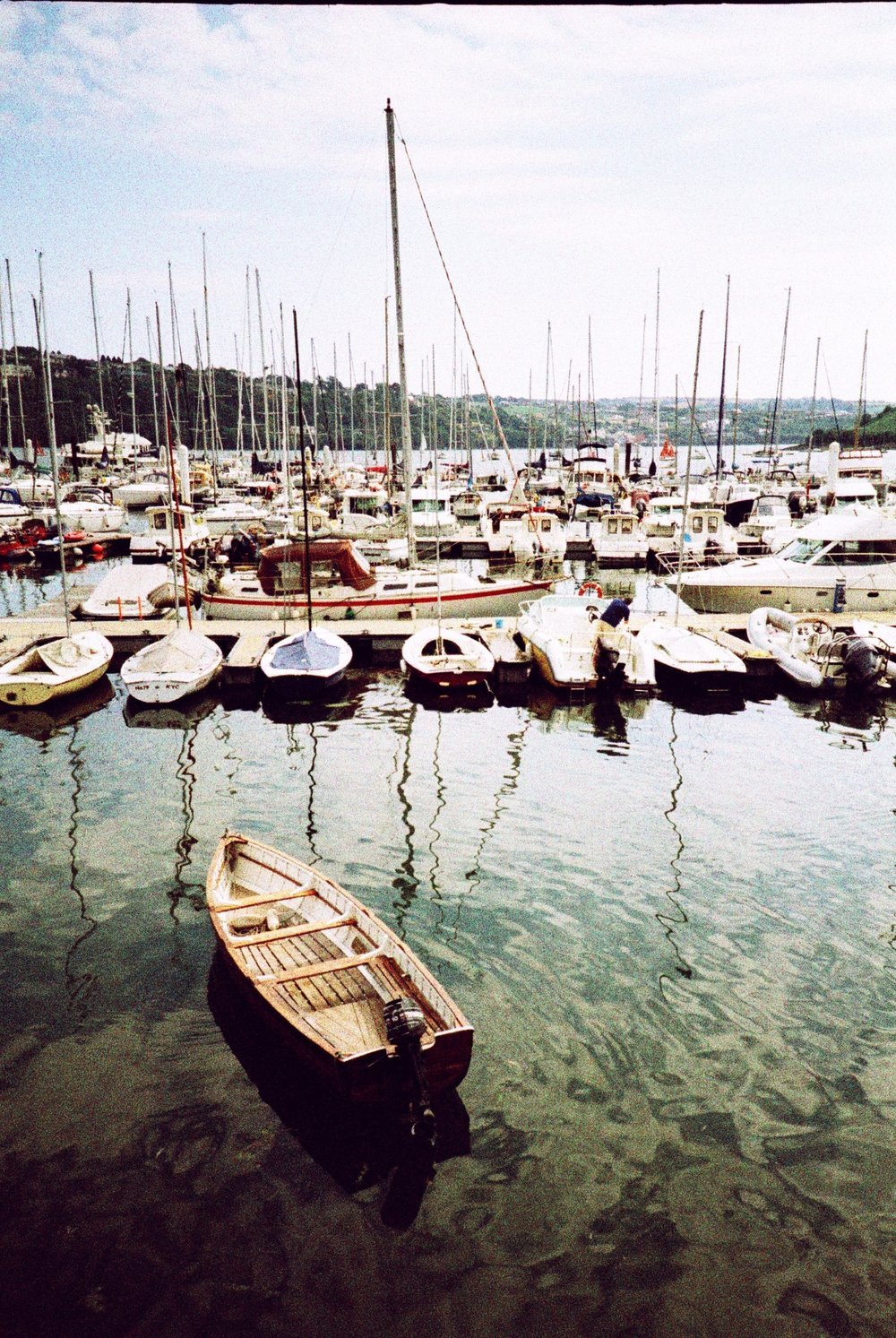 analogdisplay :     Kinsale, Ireland, July 2013 • LC-A+ • Lomography X-Pro Slide 200     Ughf! Perfect.