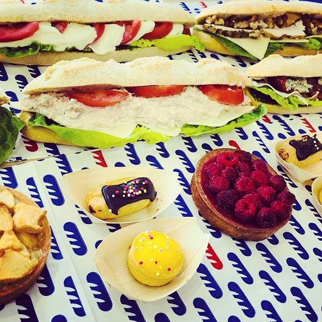 Baguettes & Desserts!!!