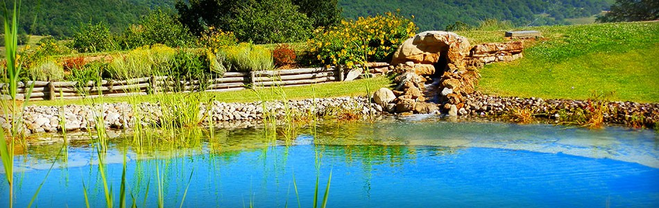 "Natural ""Bio Lake"" to swim in"