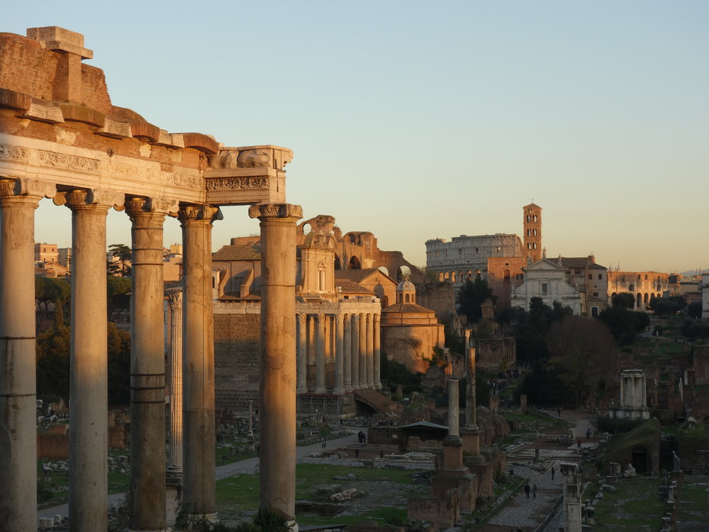 Forum, Rome