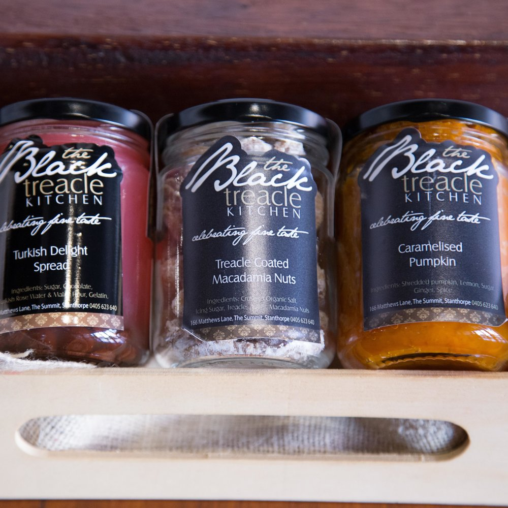 Black Treacle - Gift packs $36