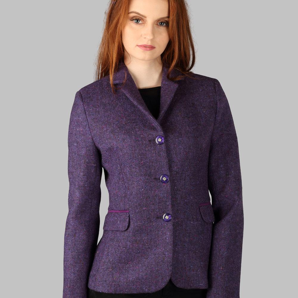 Womens-tweed-jacket-donegal-double-vent-purple-salt-pepper-DV50_4.jpg