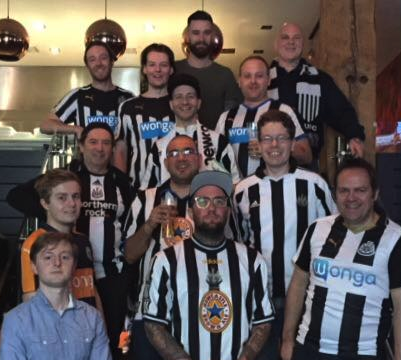 Thanks to David Edgar for joining Toon Army Vancouver for a match viewing!