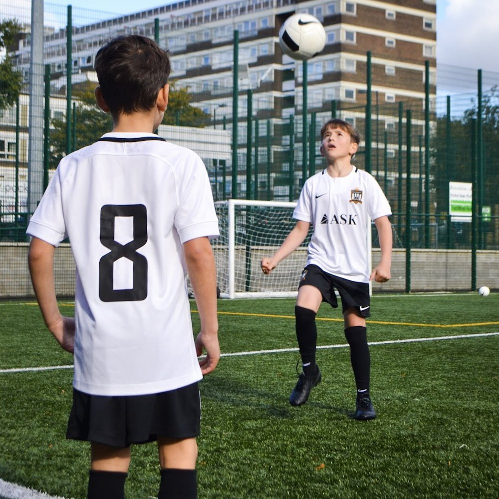 FOOTBALL COURSE - VENUE: MARKET ROAD FOOTBALL PITCHES, ISLINGTON, N7 9PLOutdoor 4g astroturf pitcHTIMES: 10AM - 3PMDATES: MONDAY 15TH - THURSDAY 18TH APRIL 2019AGES: 6-13 (School Years 2 - 8)PRICES FOR THE WEEK (4 DAYS):FULL PRICE - £140PARTIAL BURSARY PRICE - £70FULL BURSARY PRICE - £35