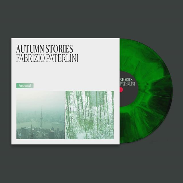"""Today it""""s a beautiful day! Pre-orders for the new remastered and reimagined Fabrizio Paterlini """"Autumn Stories"""" album are finally opened! Grab your vinyl copy until they last, it's a limited 300 run only. Link in bio."""