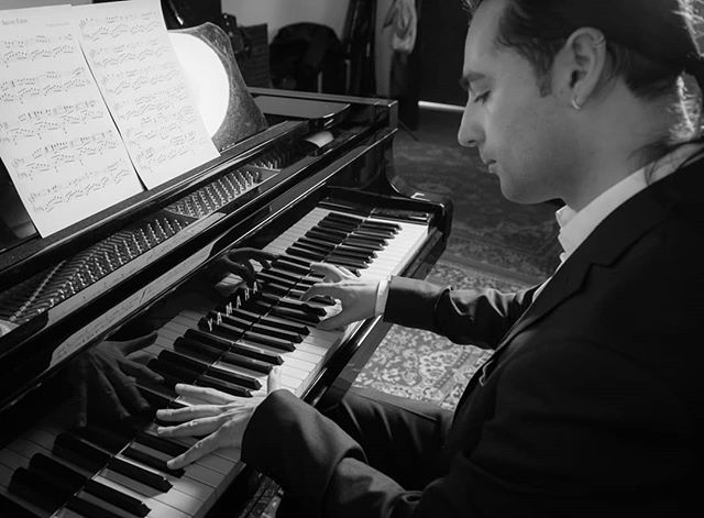"""Please welcome Danilo Fallacara to our small family! He will release his first piano solo album, """"Secret Eden"""" on May 24th! More news to come."""