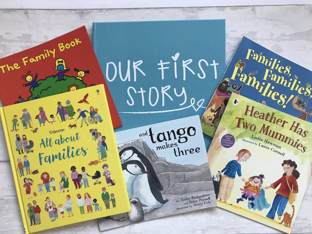 We're now stocking Family LGBT books! - We are now stocking more and more family books for children with all different families. We will gradually build our stock with new books so please keep checking back!