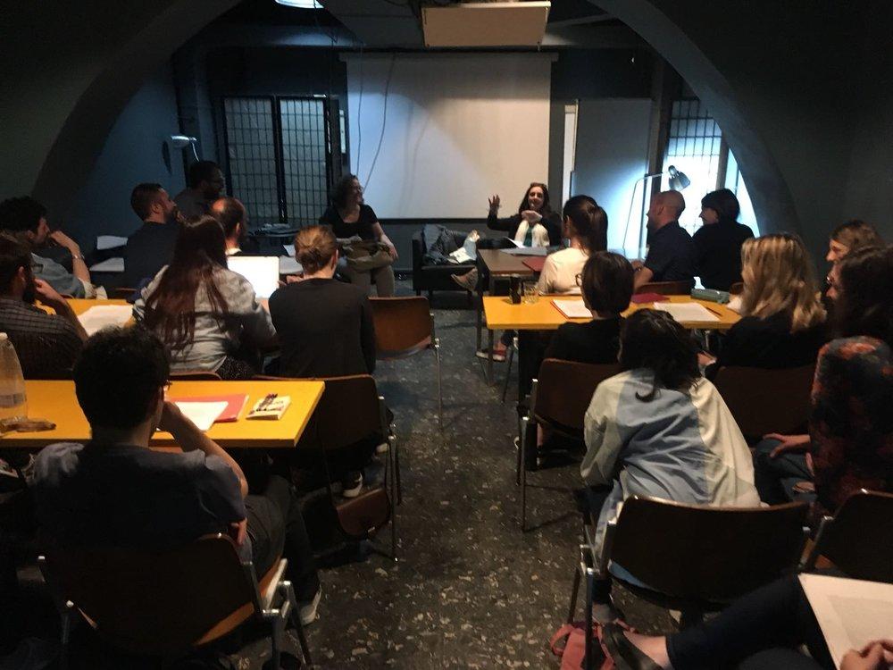 Gli allievi di Trenta Cartelle lavorano con quelli del master in editoria di Scuola del Libro