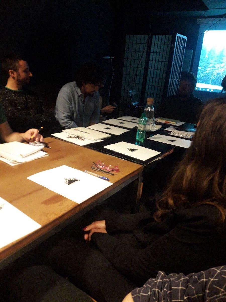 Il workshop con Paolo Cognetti