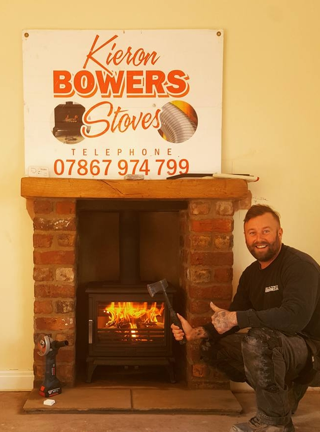 Kieron Bowers Stoves