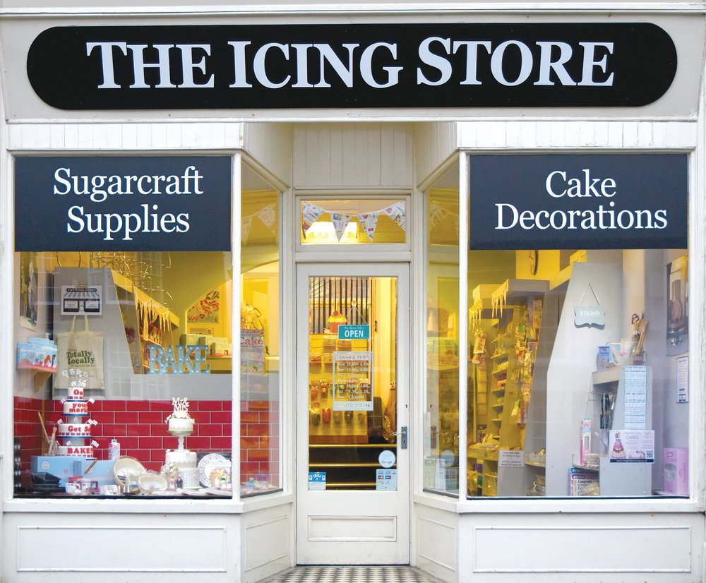 the icing store the scarborough review and the best pages