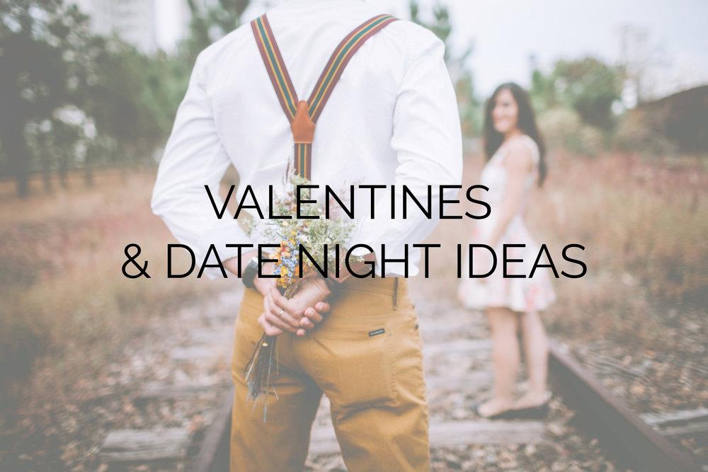 valentines day date night ideas