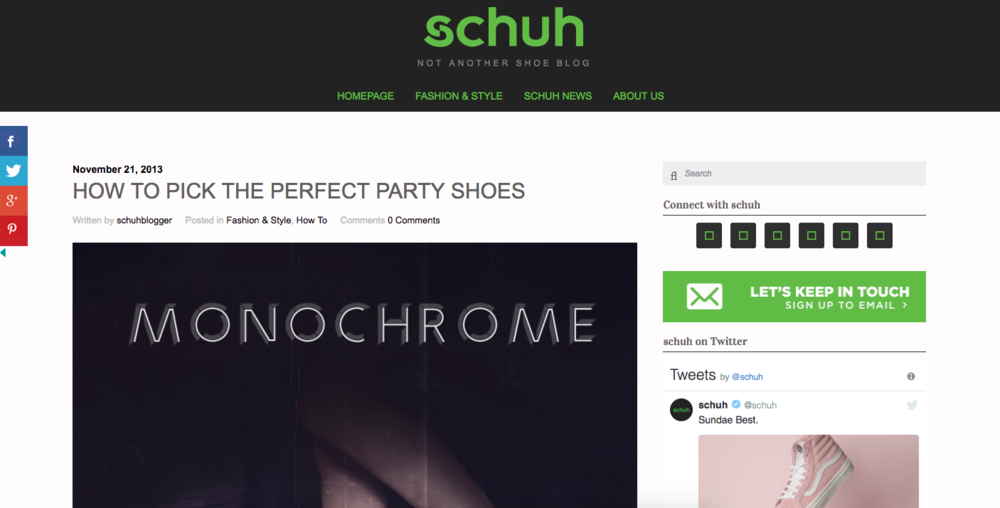 schuh - Party Shoes