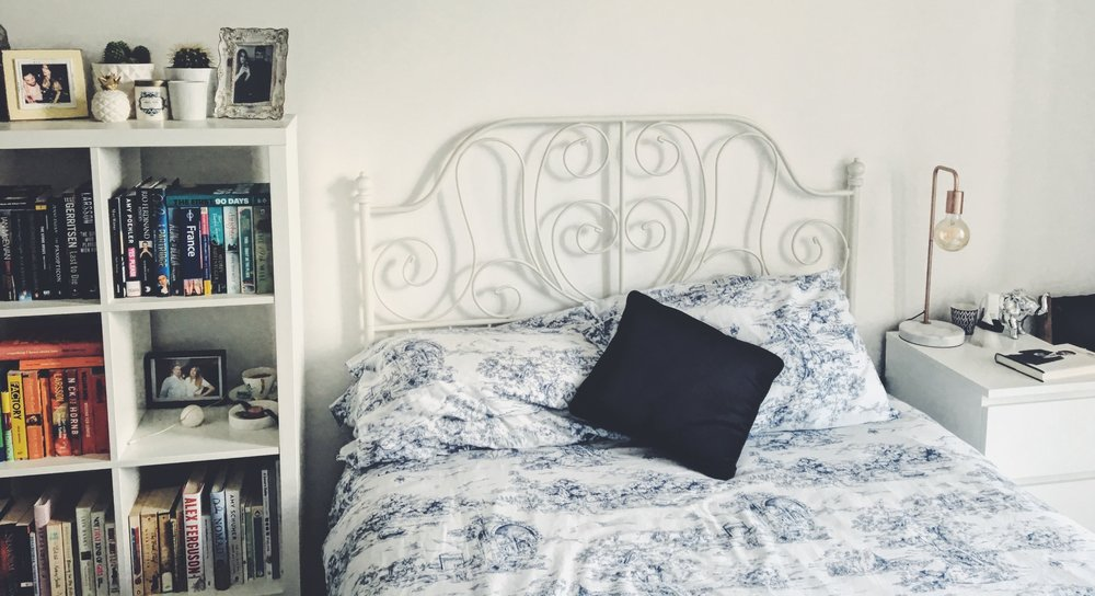 ikea double bed.JPG