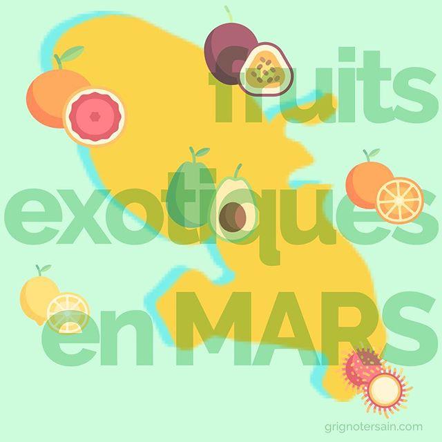 D'origine France nous allons surtout retrouver des pommes et des poires en cette saisons. Cela dit, sachez qu'il a aussi des fruits de saison en Exotiques (oui oui). Difficile de trouvez des litchis locaux n'est-ce pas ? Fruits de la passion, litchis, citrons, oranges sanguines, poires, clémentines et avocats prennent l'avion depuis la Martinique, la Guadeloupe, la Réunion et la Guyane. Si possible, pensez à les choisir bio ! #fruitsdesaison #espagne #grignotersain #mangersain #healthylifestyle #lyon #paris #marseille #mangerbouger #lesaviezvous #calendrierdesfruits #mars #bienmanger #brunch