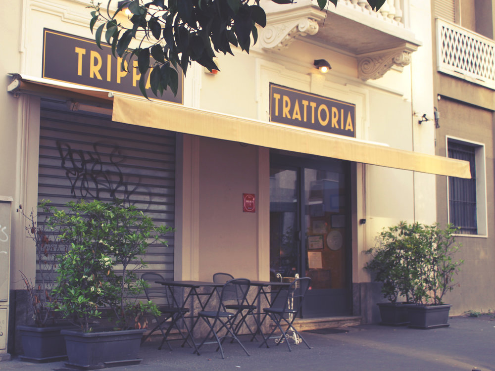 Trattoria Trippa is the best new opening in Milan
