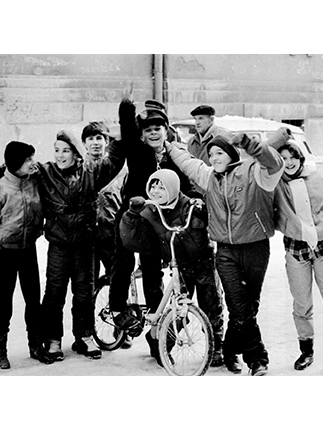 The Boys of Sarajevo's War Tunnel   By:Luka Lucić