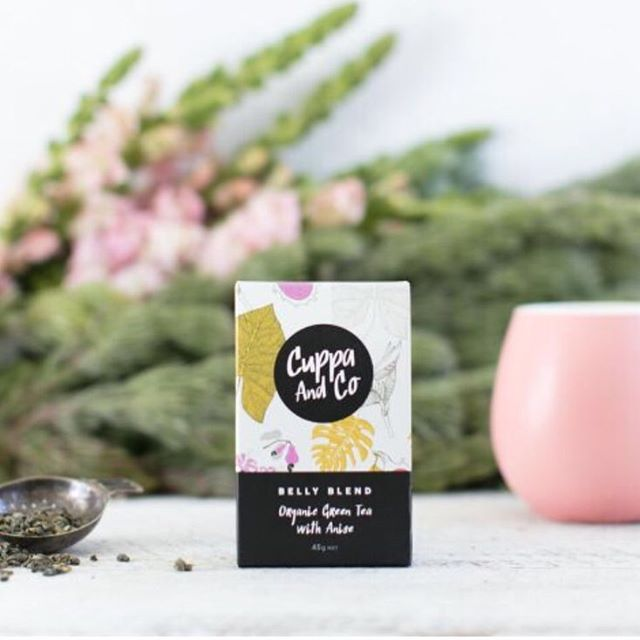 An earthly herbal blend to sooth and relieve digestive upsets. Enjoy the benefits of our healing green tea and anise loose leaf blend. 📷: @mandycouzens
