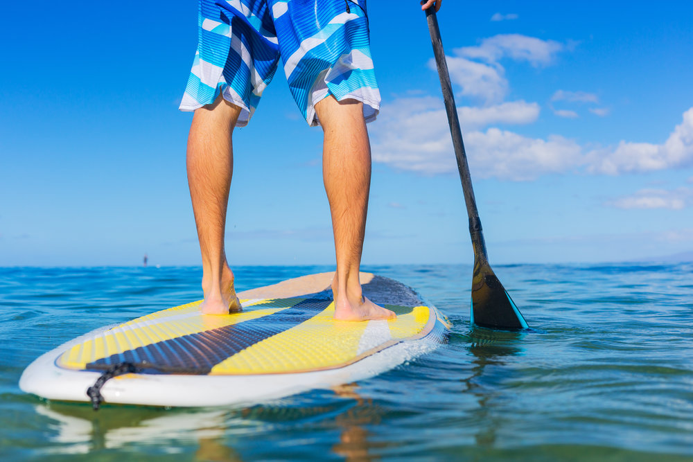 Marine recreation -