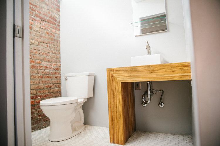 WestBrick Luxury Loft Springfield MO - Bathroom fixtures springfield mo