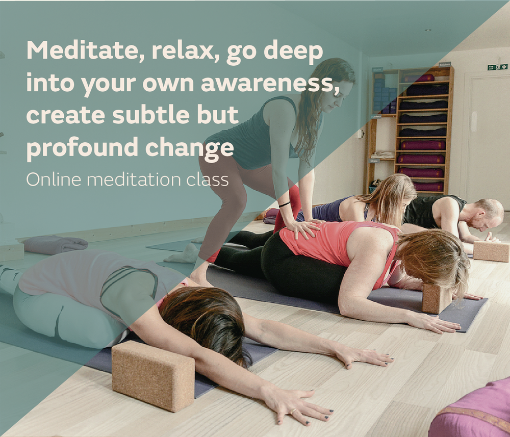 meditation-online-class