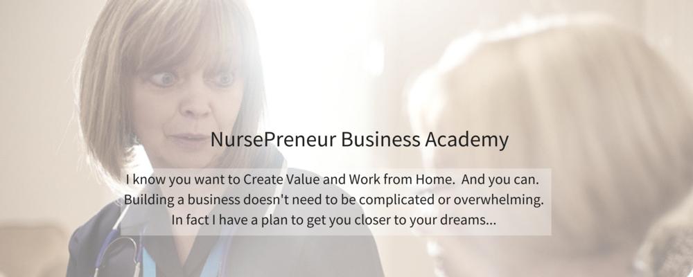 NPBA — NursePreneurs