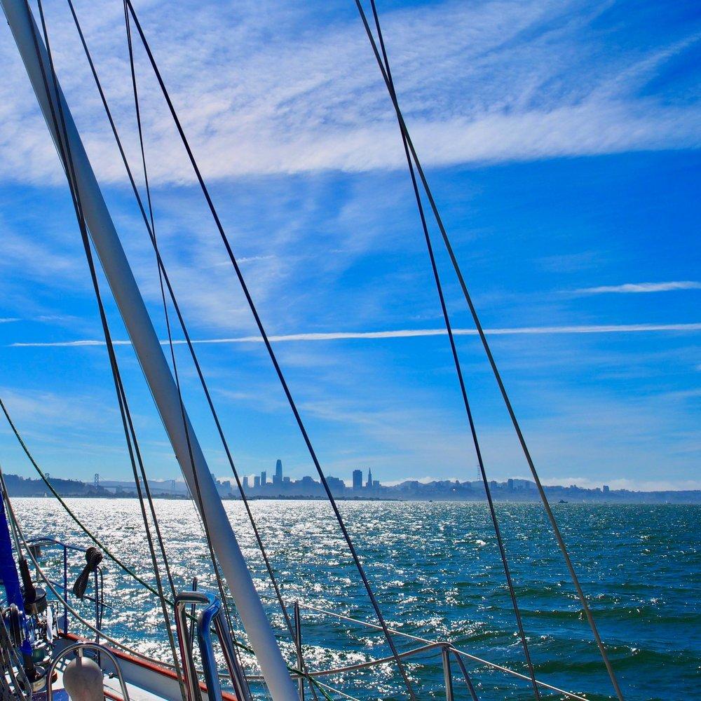 Berkeley to Monterey -