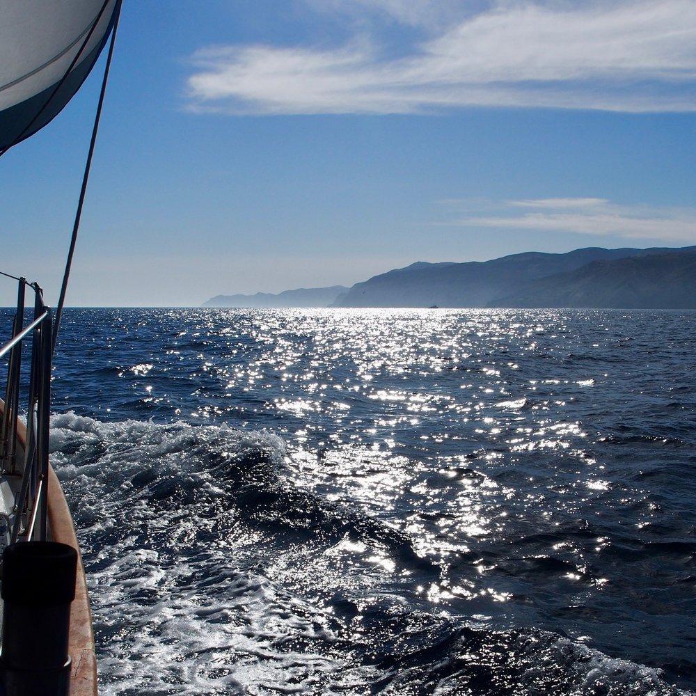 Channel Islands Chillin' -