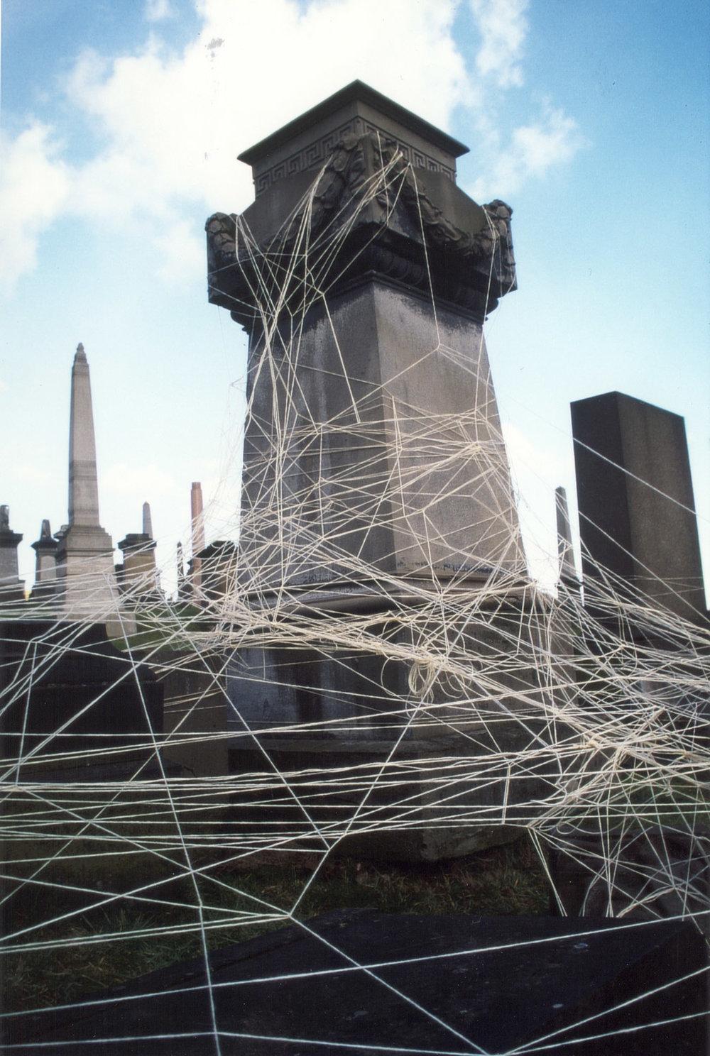Glasgow, Schottland, Nekropolis, 2001
