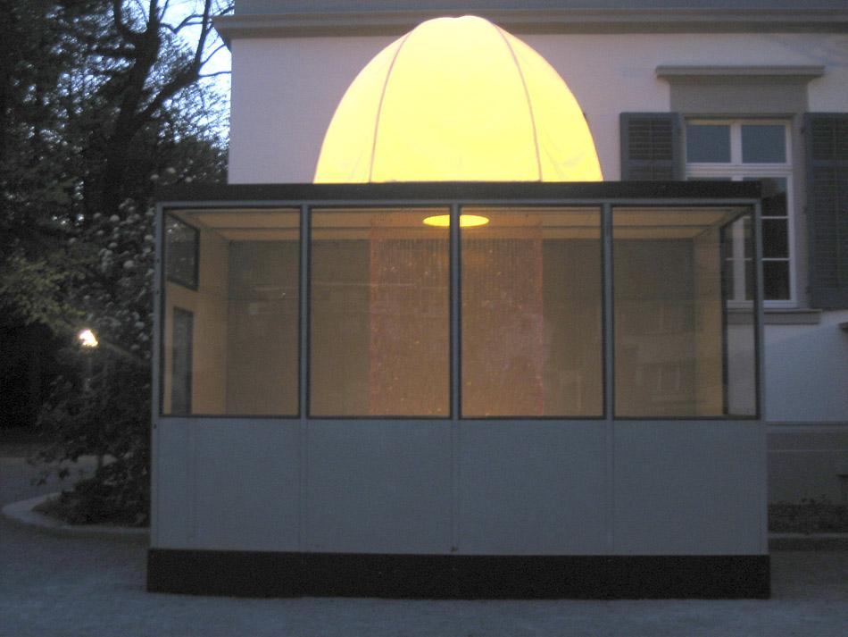 Nicht ganz von dieser Welt, Susanne Hanus in Bregenz,2007 Susanne Hanus in Bregenz