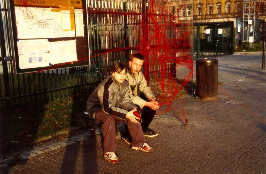 Dresden, Friedenstraße, 2000