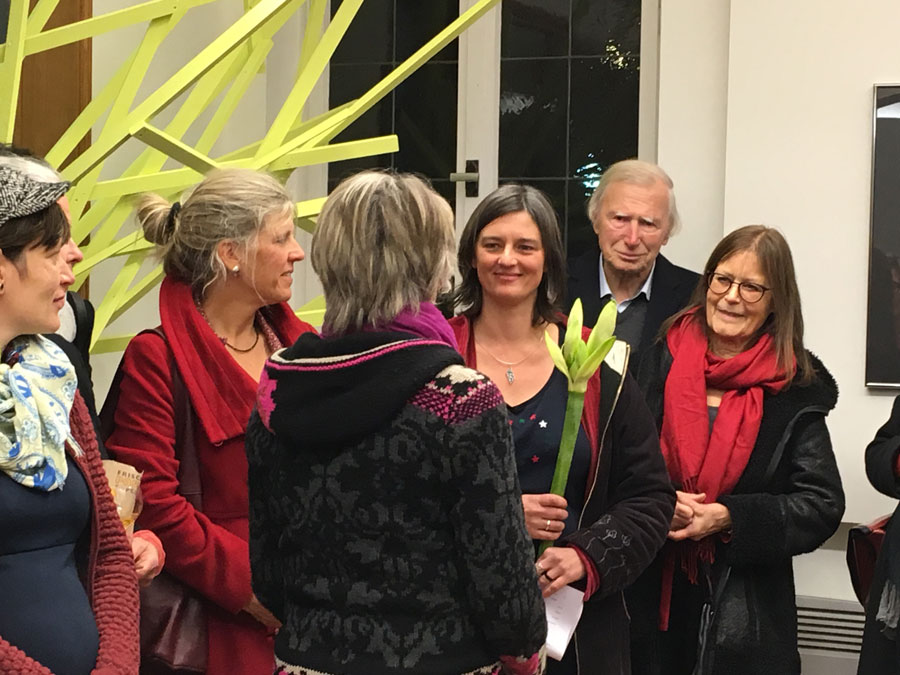 Eröffnung  Foto: Petra Sprenzel