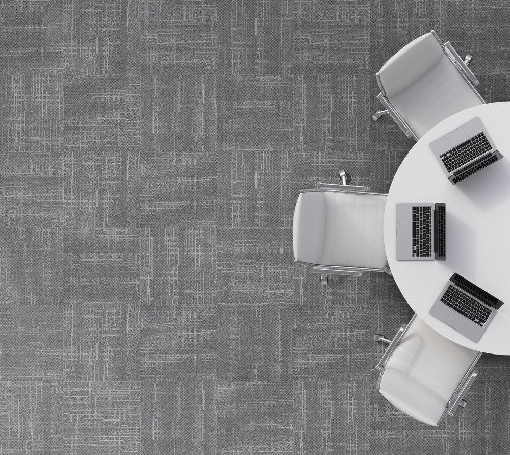 modulor™ - Carreaux de tapis Nylon