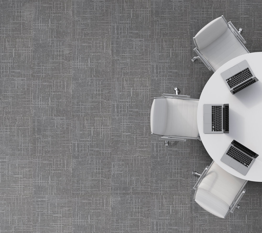 modulor™ - Nylon Carpet Tile